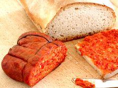 nduja di spilinga... One day I'll figure out how to make vegan nduja.