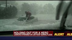 Man Rescues Mother and Child Trapped in Deadly Colorado Flooding. Four dead, hundreds missing as Colorado continues to flood. Flooding now occurring in New Mexico as well. September 14, 2013
