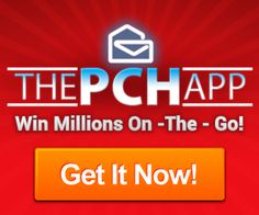 The PCH App - Love money? Love sweepstakes? Love winning? Then LOVE the Publishers Clearing House App!