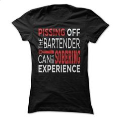 Awesome Bartender Shirt - #birthday shirt #oversized sweatshirt. ORDER NOW => https://www.sunfrog.com/Funny/Awesome-Bartender-Shirt-5ky8.html?68278