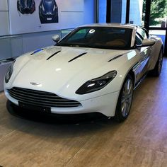 DB11 Awesome!