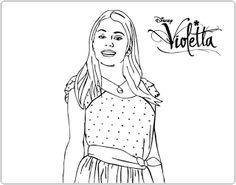 15 Best Ausmalbilder Violetta Images Free Coloring Pages