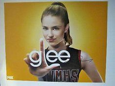 Dianna Agron Autographed Signed 11X14 Photo COA 'Glee Quinn