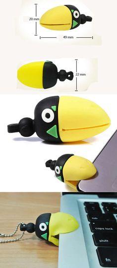 Toucan USB Flash Drive