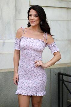 a326b89b44f5 Catching Feels Smocked Dress - Madison + Mallory Smock Dress