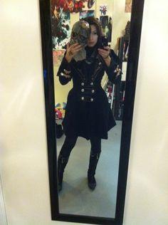 cosplay dishonored corvo attano corvo Jessamine Kaldwin cool au that i just made up