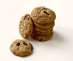 Peanut Butter Oatmeal Chocolate Chip Cookies (No Flour, No Butter)