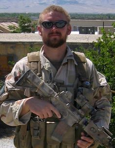 Matthew Axelson, Navy SEAL Petty Officer 2nd Class
