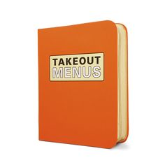 Takeout menus organizer $20.00
