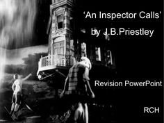 An Inspector Calls - Revision by Ross Docherty via slideshare Revision Techniques, Revision Tips, Gcse Revision, Gcse English Literature, Language And Literature, An Inspector Calls Revision, Gcse English Language, English Posters, Student Studying