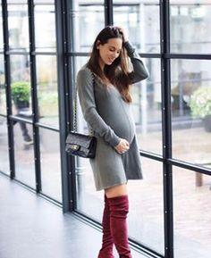 Noemen ze dit hoogzwanger? Zo voel ik me in ieder geval wel🤰🏻 #32weeks