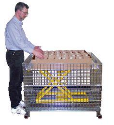 VisionMasters has, pallet tilter, container tilters, container tilt. Cantilever Racks, Warehouse Equipment, Heavy Duty Shelving, Lift Table, Pallet, Container, Platform, Plastic, Diet