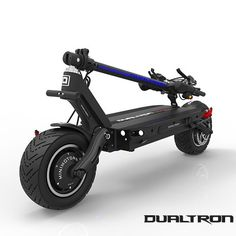 Dualtron-thunder-avant Off Road Scooter, Kick Scooter, Best Electric Scooter, Electric Power, Scooter Design, Bicycle Design, Wood Bike, Motor Scooters, Thunder