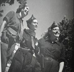 Barcelona. Junio 1936. EU-topías: Robert Capa, las paradojas de un fotógrafo bipolar en la Guerra Civil española