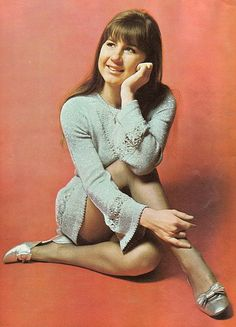 Judith Durham from the Seekers