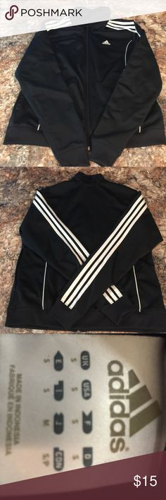 Adidas jacket Size small, super cute. adidas Jackets & Coats