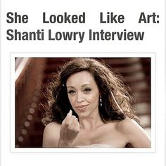"""I'm really grateful that I was bold enough to say this little mixed girl who doesn't know anything about art and entertainment can move to LA and make it. I would say that I have, I don't think I have to win an Academy Award or be on the hit number one show to feel like I made it."" Actress Shanti Lowry #BeBoldEnough #SpeakWhatYouWillDo #dreams #goals #art #entertainment #Painter #Artist #Singer #ProfessionalDancer #Screenwriter #Producer #Director #Actress"