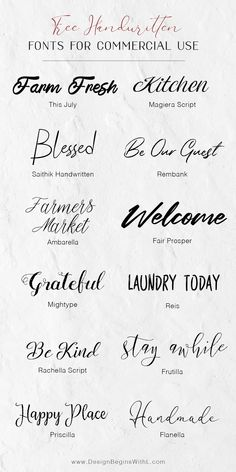 Lettering Fonts Discover 12 Free Farmhouse Fonts For Commercial Use Getting to grips with the fonts is hard enough. Its even harder when you need the typeface for a project to sell. With so many free fonts available Font Design, Web Design, Type Design, Polices Cricut, Tattoo Pencil, Fontes Script, Handwriting Alphabet, Handwriting Fonts Alphabet, Font Styles Handwriting