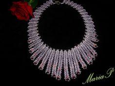 beadwork necklace