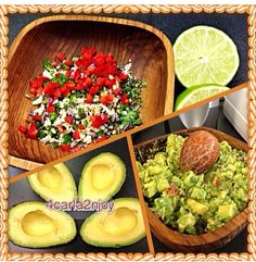Holy #Guacamole! Yep created at the #office right in my work space. Tada......easy breezy ripe #avocado, #cilantro, red onion, garlic, red pepper, crush black pepper, himalyan pink salt & fresh #lime juice. I threw in the red pepper for the color instead of tomatoes.  Tip: Save your avocado seed to stick in your guac to avoid it from getting brown and load it up with fresh lime juice. #TGIF! #workplace #plantbased #healthy #nutrition #detox #instafood #eattolive #organic #raw #vegan…