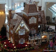 gingerbread house competition - Google Search