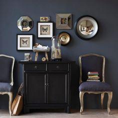 Cadre miroir vieilli Cantabile, 2 modèles Am.Pm | La Redoute