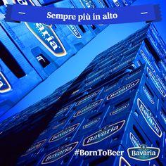 Quando è iniziata la mia Blue Revolution? Nel 2012 ho cambiato look e la mia etichetta è diventata blu! La qualità però è rimasta inalterata a conferma che guardare al futuro non vuol dire abbandonare la tradizione! #borntobeer