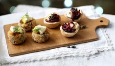 These vegetarian nibbles are wickedly addictive and perfect as canapés at a drinks party