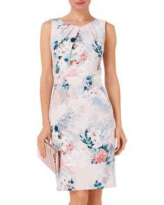 Sophie's Edit | Multi Mariah Floral Dress | Phase Eight