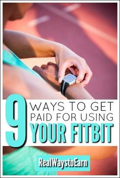 Do you have a Fitbit or another type of activity tracker? Here's a list of 9 ways you can get paid and earn rewards for using it. - Most work with the Jawbone as well. Way To Make Money, How To Get, Lose Weight, Weight Loss, Lose Body Fat, It Goes On, Work From Home Jobs, Extra Money, Extra Cash
