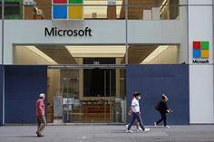 Microsoft, Morgan Stanley, Building Companies, Us Government, Stanford University, Cloud Computing, Economics, Remote, Language