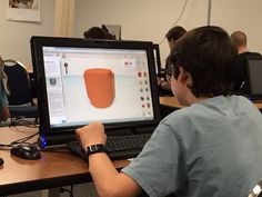 Tinkercad is a free web-based tool that lets kids bring their own inventions to life