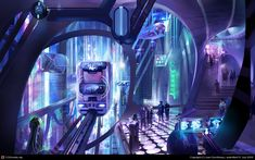 Cyberpunk, Futuristic, Cyber City, Neon, Future City, Futuristic Vehicle, Neo-Noir