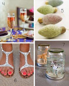 Craft favourites: Top 10 Glitter Crafts