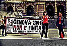 Due sentenze che non restituiscono verità e giustizia. Walter Massa, presidente Arci Liguria, sulle condanne ai manifestanti G8 | ARCI associazione di promozione sociale