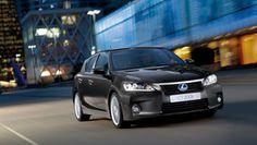 LEXUS - Lexus CT 200h - A Full Hybrid Luxury Compact Hatchback Car