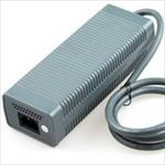 Brand New Grey Replacement Brick-shaped AC Adapter + Power Supply Cord with US Plug for XBOX 360