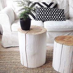 Omdat er veel vraag naar de boomstammetjes is ben ik vandaag weer lekker bezig geweest!! En goed nieuws, ze zijn weer op voorraad! #linkinbio #boomstammetje #wood #green #interior #styling #instahome #plants #loveit #nature #product