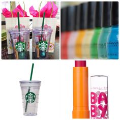A Perfect And Two Minute Gift For Friend Buy Starbucks Plastic Cup Last Birthday