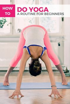 Yoga for Beginners Tip no. 2: Watch the Hands! Hand placement is important, especially for beginners. You can easily end up with sore wrists after only a few sessions if you aren't careful. | Yoga style poses | Inspiration | Flexibility Routine | Weight loss Lifestyles Benefits | Toning + Stress