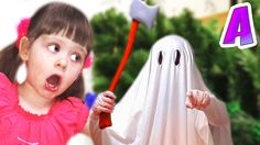ШОК! Призрак Устроил Беспорядок в Доме! УЖАС Мама и Ариша Напуганы