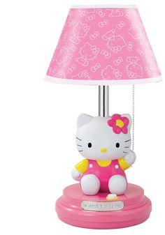Hello Kitty Masa Lambası - KT3095P