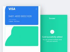 credit card animation Still trying to elevate experience of Survey Application. Now it was time to have a look on credit card section. Interested at my Dribbble process See link below Article: How To Be Successfu. Finance Quotes, Finance Logo, Miles Credit Card, Card Ui, Credit Card Design, Business Credit Cards, Bank Card, Design Inspiration, Ui Animation