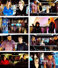 In the next episode, Oliver will have to deal with the changes within #TeamArrow It's gonna be interesting to see.