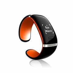 Efanr 2015 Bluetooth Smart Watches Bracelet Exercise Smartwatch Running Wristbands Sports Luxury Fitness Health Tracking System Wrist Watch Women Men Cell Phone Mate Partner Pedometer Step Walking Counter Activity Tracker Monitoring AntiLost Music MP3 Player Sync SMS Calling for Android IOS Smartphones Compatable with Apple iPhone 6 Plus 5S HTC One M8 Lenovo Nokia Lumia One Plus One Oppo Xiaomi Sony Xperia Z3 Blackberry Huawei LG G3 Motorola Nexus Samsung Galaxy Note 4 Orange *** You can…
