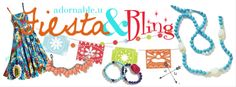 Fiesta & Bling adornable.u party