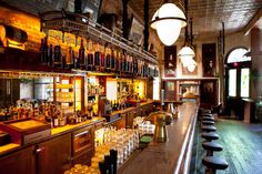 sassafras saloon hollywood | The Best Looking Cocktail Bars in Los Angeles - Eye Candy - Eater LA