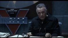1984: Richard Burton as an administrator.