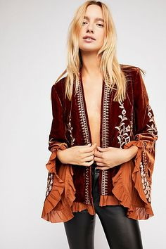 04460e271c9a 274 Best FREE PEOPLE JACKETS & KIMONOS images in 2019 | Ponchos ...