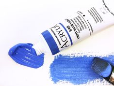 Maximum performance and productivity for artists ShinHan Professional Acrylic Color has a fast drying time that allows artists to quickly layer colors, each layer drying to a durable and flexible finish.    www.shinhanart.com Acrylic Colors, Paint Colors, Mural Painting, Productivity, Light Blue, Artsy, Contemporary, Products, Paint Colours